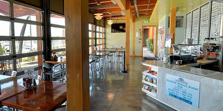 View Waterfront Dining Virtual Tour