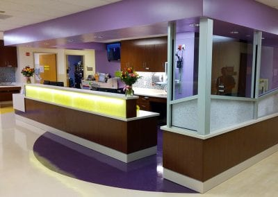 Pediatrics and ED Suite Renovation