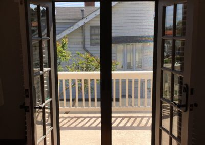 French Retractable Screen Doors