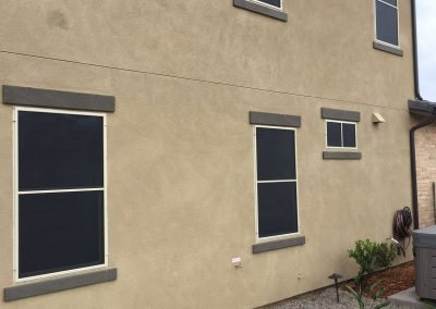 First & Second Story Solar Screens