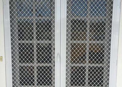 French Swinging Screen Doors
