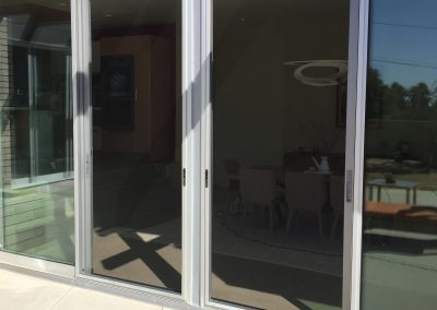 Oversized Premiere Sliding Screen Doors with UltraVue