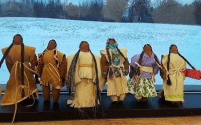 Traditional Native Arts Sister Site Visit: Learning From One Another