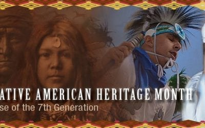 Join Us in Celebrating Native Heritage Month