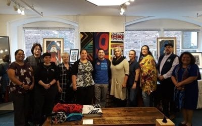 Connecting, Learning and Growing: Native Arts Convening