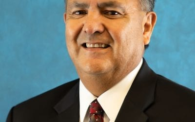 Robert Bible, President of College of Muscogee Nation, Named TCU Honoree of the Year