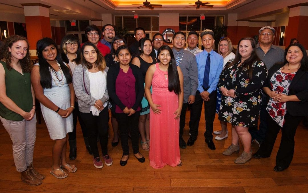Teamwork Helps Tohono O'odham Students Make College a Reality