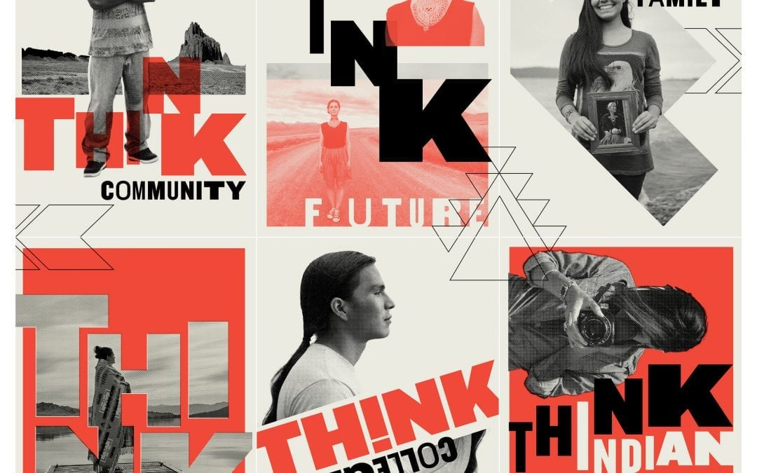 """American Indian College Fund Awards More Than $17K of """"Think Indian"""" Grants to Support the Vibrancy of Native American Students Nationwide"""