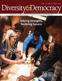 Dr. Cynthia Lindquist, President, Cankdeska Cikana Community College, has published The Unique Role of Tribal Colleges and Universities in Diversity & Democracy magazine.