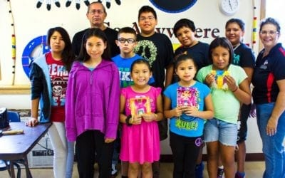 Traditional Native Arts Forms Building Capacity at TCUs