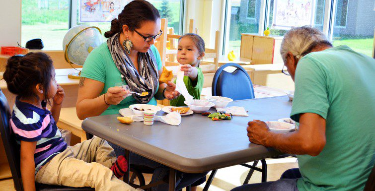 Tribal Colleges Strengthen Family Engagement Through Early Childhood Education