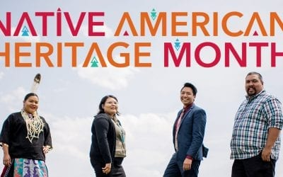 Celebrate Native American Heritage Month with Us!