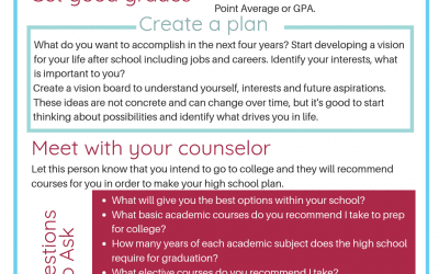 Native Pathways To College – 9th Grade Tips