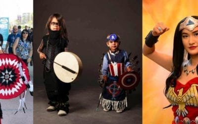 How To Indigenize Your Halloween Costume!
