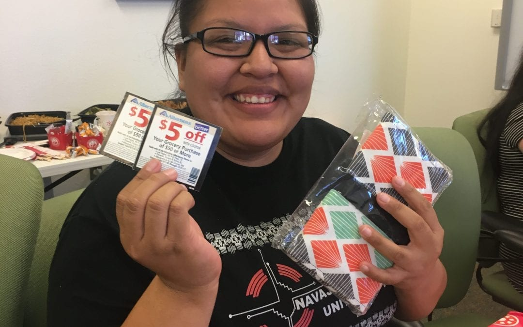 SIPI Parents Learn Couponing, Family Budgeting Strategies