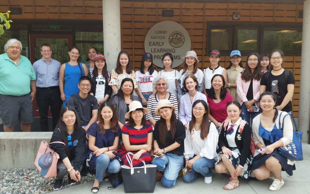 Hosting Early Childhood Educators from Southwest University in Chongqing, China