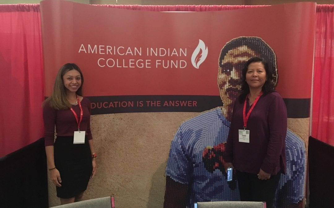 WalMart Scholars Attend National Education Conference for Learning and Networking Tools