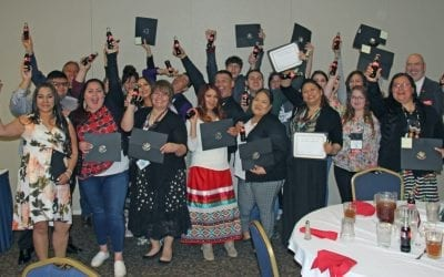The American Indian College Fund Honors 36 Native American Coca-Cola First Generation Scholars