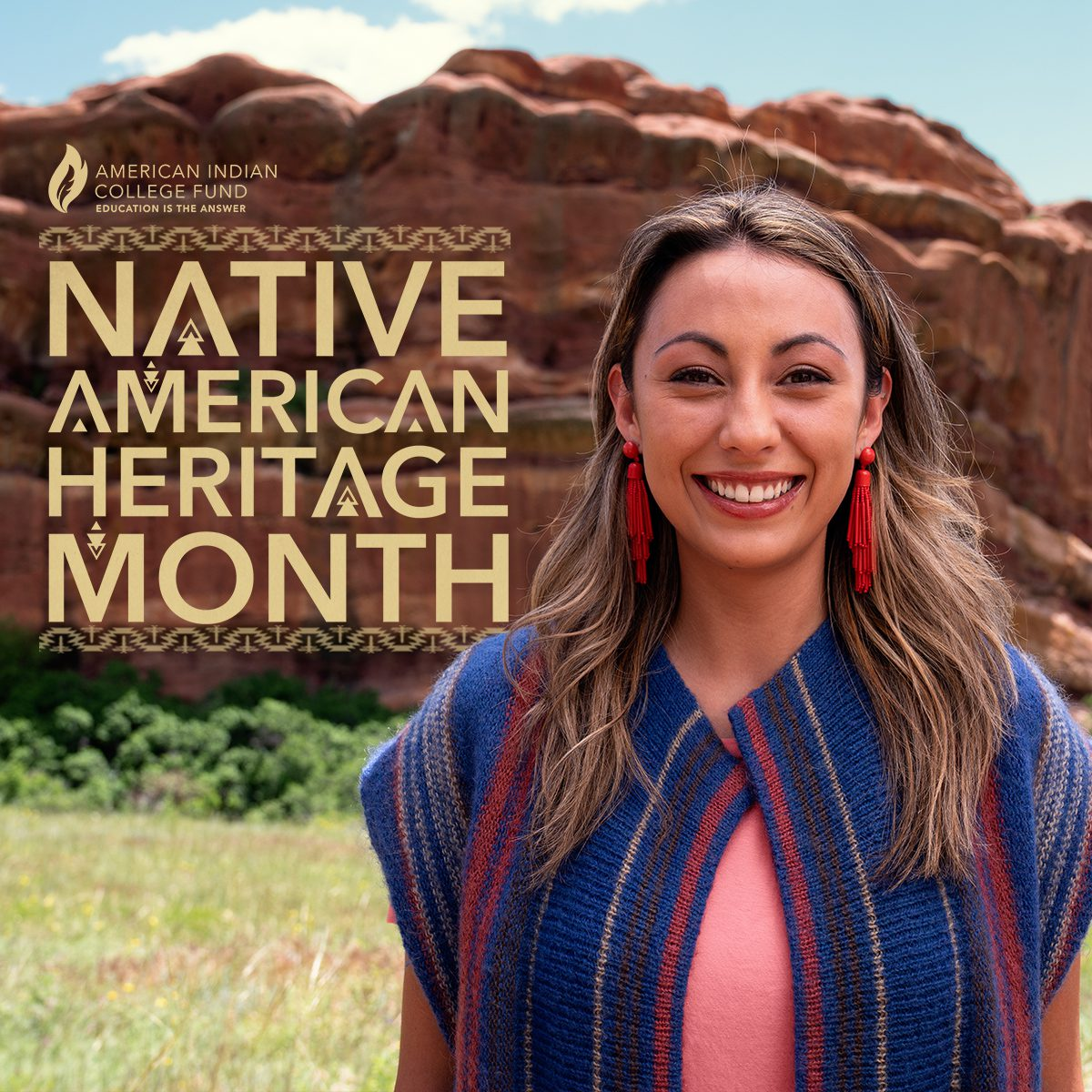 Native American Heritage Month - Share on Instagram 2