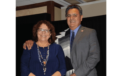 American Indian College Fund Mourns Loss ofRobert Bible,President of theCollege of Muscogeeto COVID-19