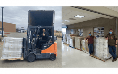 AT&T Gives $1.5 Million in Pandemic-Related Supplies to More Than 20 Tribal Colleges and Universities