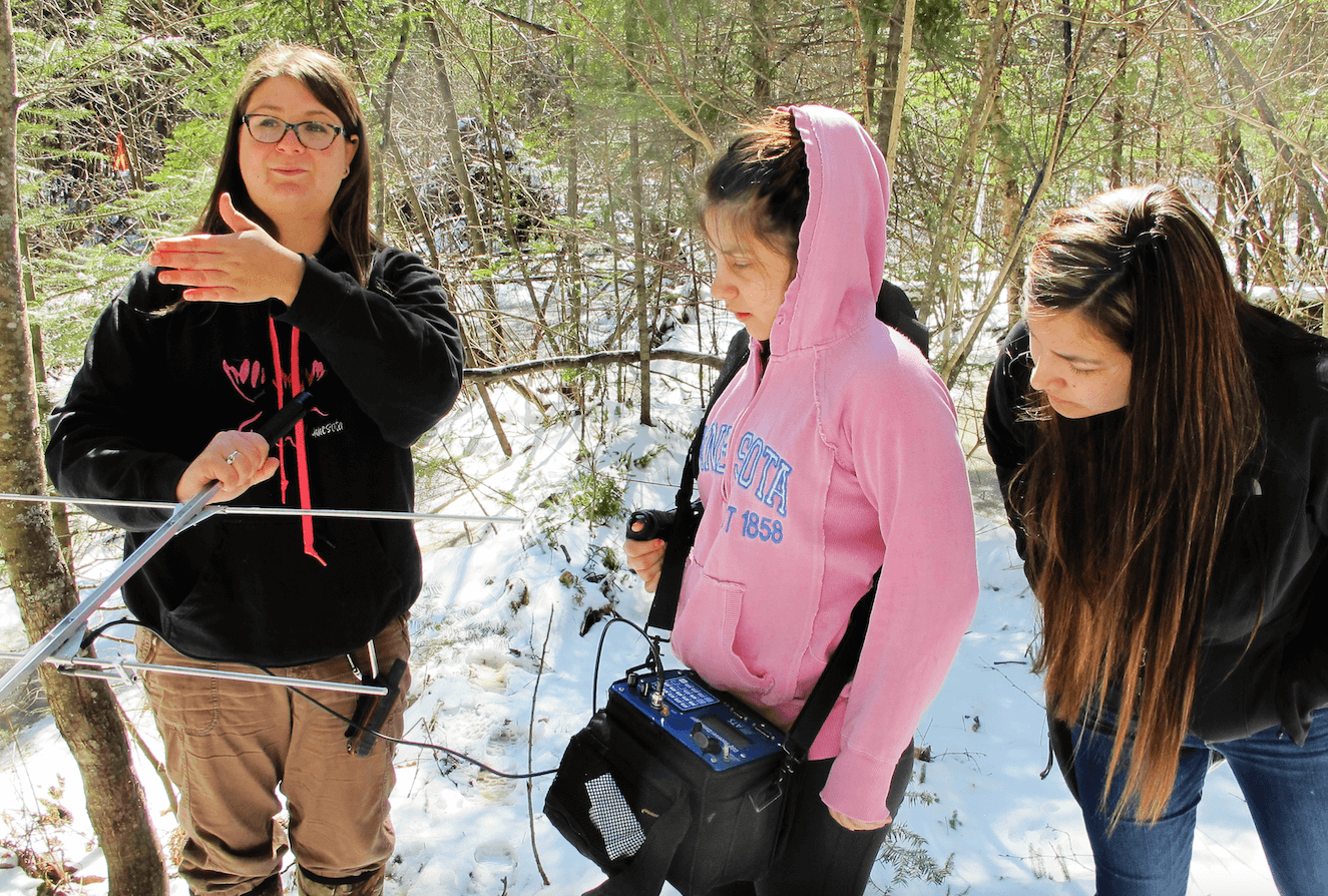 Earth Day: The Importance ofNativeGraduates in Environmental Studies and Green Collar Jobs