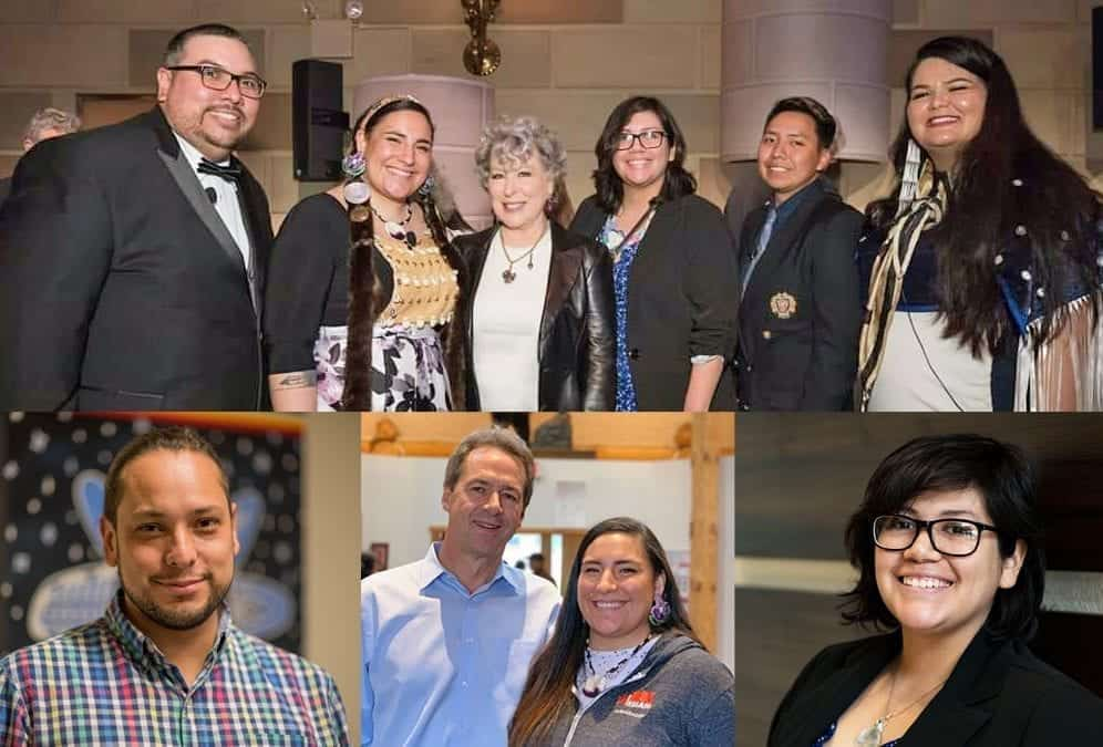 2018-2019 American Indian College Fund Student Ambassadors Celebrate Successes