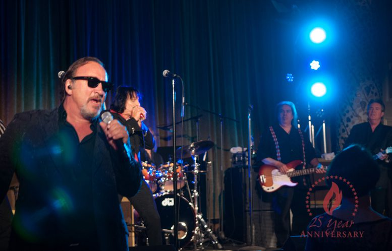 Jim Belushi performs at the American Indian College Fund Gala