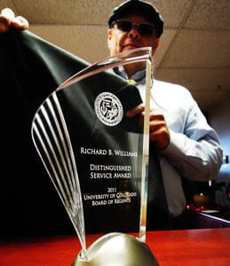 University of Colorado Lauds Richard B. Williams for Distinguished Service to Native Community