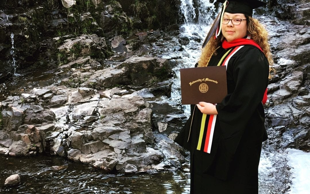 American Indian College Fund Announces Mellon Faculty Master's Degree Program Graduates