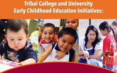 American Indian College Fund Early Childhood Initiatives  Spur International Self-Determination Movement as Detailed in New Report