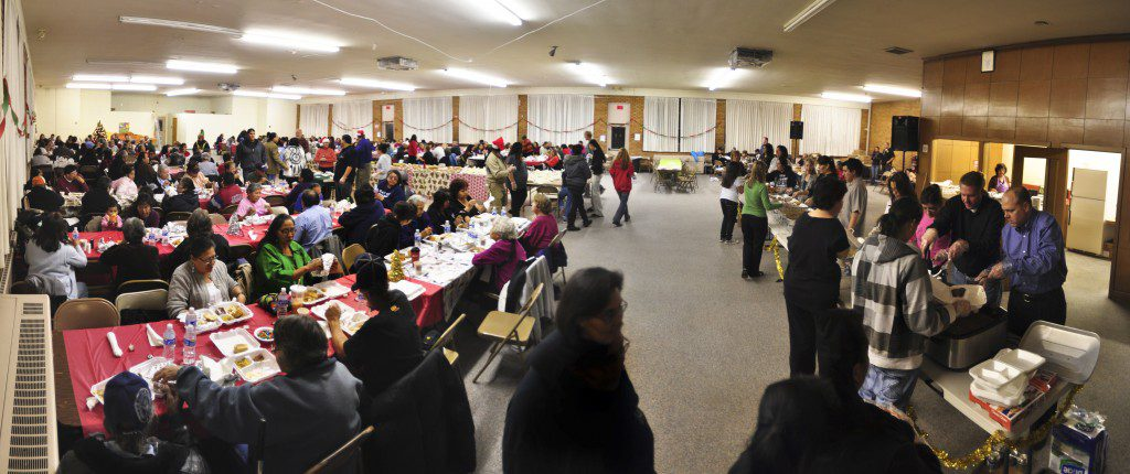 College Fund Honors Local Native Elders at Eleventh Annual Holiday Dinner