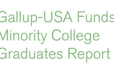 Gallup-USA Funds Minority College Graduates Report (2015)