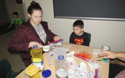 "BIMAADIZIWIN: ""A Healthy Way of Life"" Through Family Fun Night"