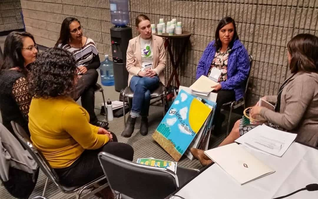Expanding Culturally Relevant Knowledge through Early Childhood Conferences