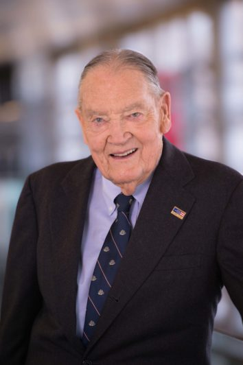 John Bogle was a dedicated supporter of Native American education.