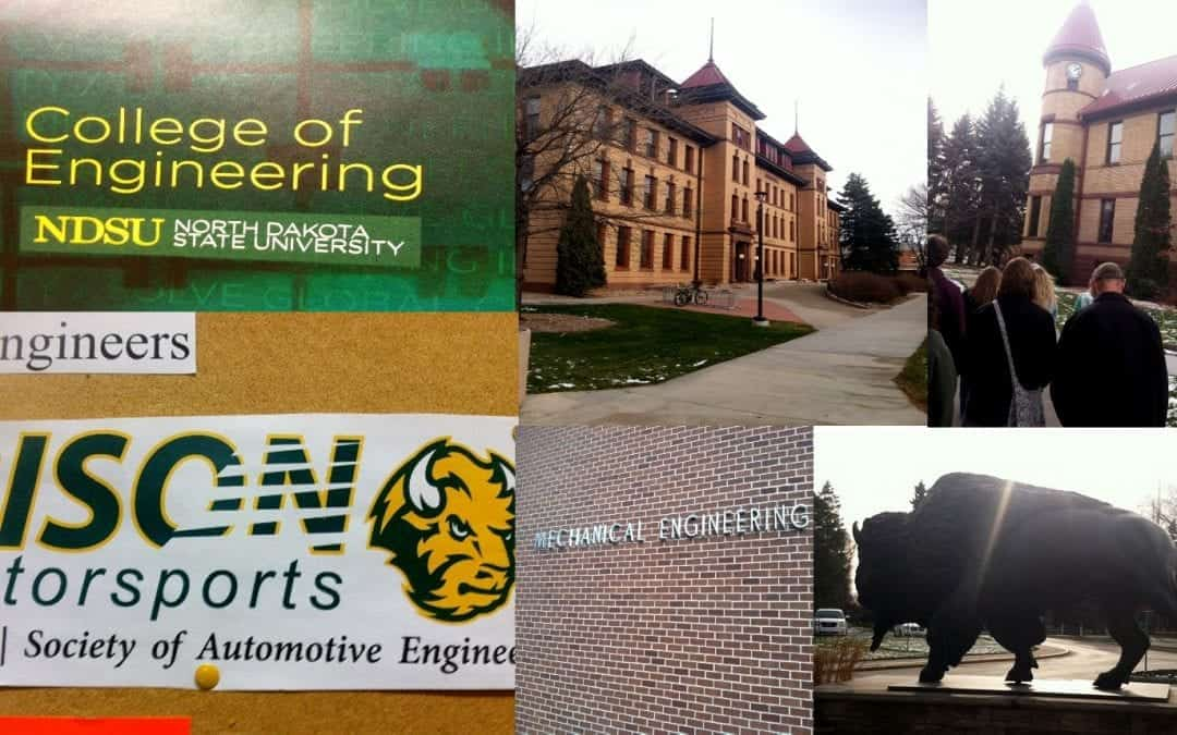 College Visits Build Perspective for Prospective College Students