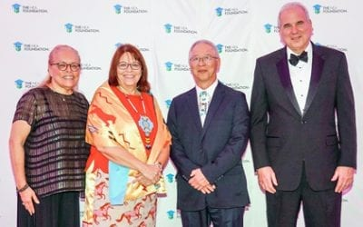 American Indian College Fund Recognized for Outstanding Service to Public Education