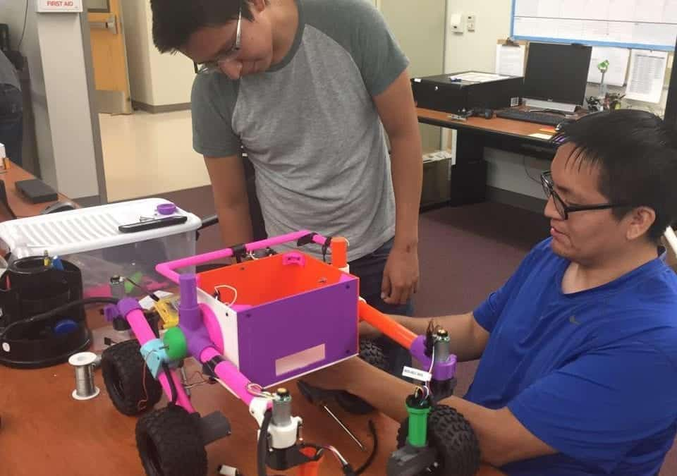 Four Tribal Colleges Receive 'Toyota TCU STEM Award' from  American Indian College Fund