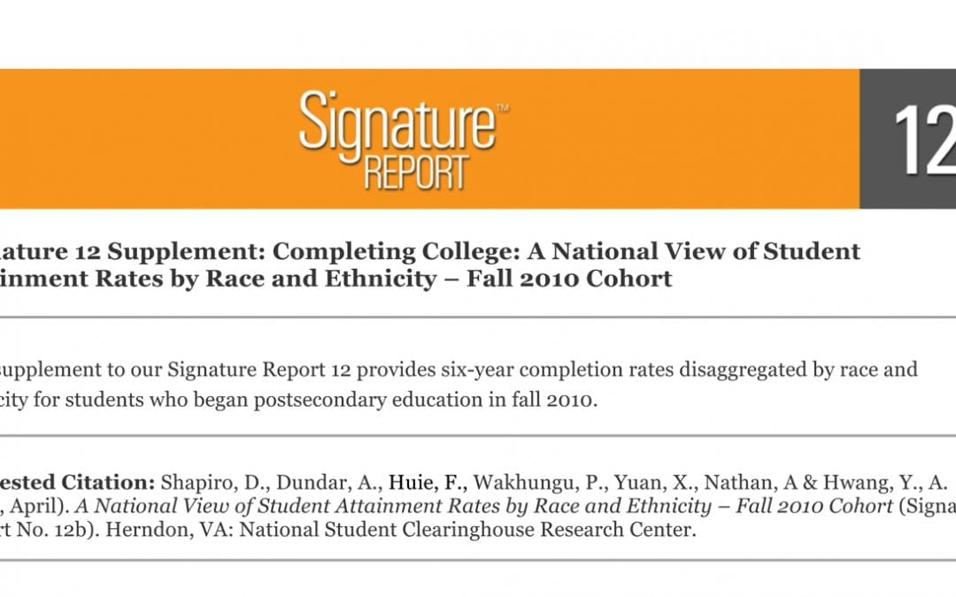 Signature12-Race Ethnicity photo of cover