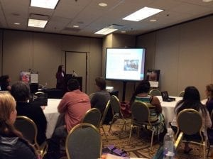 Presenting for SIPI ECE in Chicago.