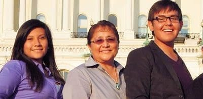 Native Students Travel to D.C. for Forum about Minority Health Issues