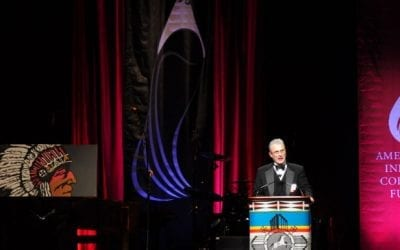 American Indian College Fund Annual Flame of Hope Fundraising Gala Raises More than $400,000 to Benefit Native Education