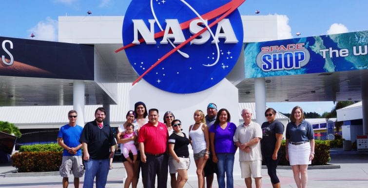 Northwest Indian College Space Center's Rocket Teams Win Trip to Kennedy Space Center