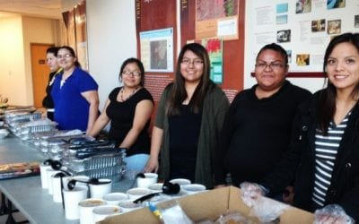 SIPI's Native Harvest Feast Creates Sharing, Community Bonds