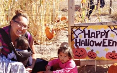 SIPI's Ke' Family Engagement Initiative Pumpkin Patch