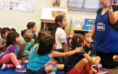 Shaping Native Early Childhood Education with Work and Commitment