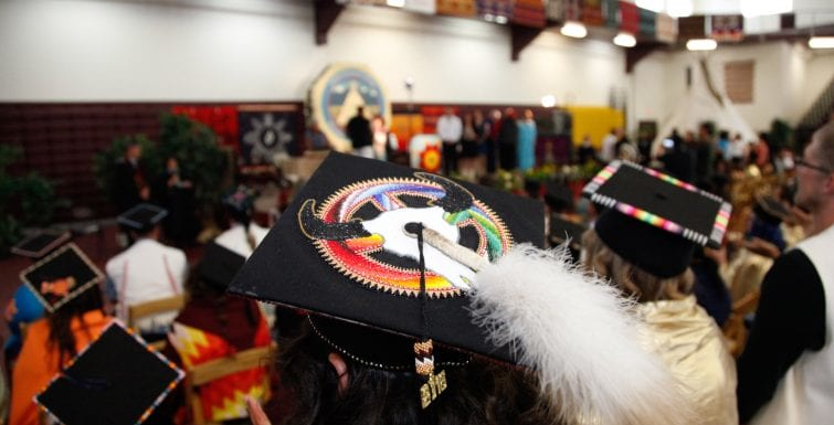 Traditions for Native Grads more than Feathers, Moccasins and Regalia