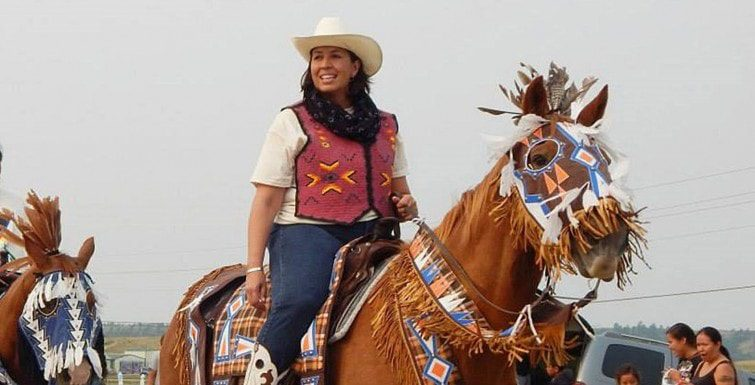 Emily White Hat Joins the College Fund as Project Manager of Native Arts & Energy Infrastructure