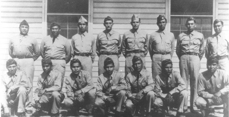 Code Talkers Preserving Freedoms by Preserving Languages
